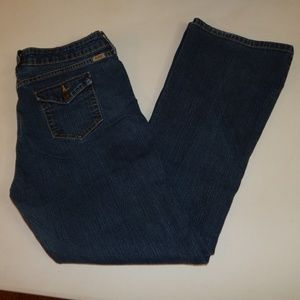 Levi's Size 12 Signature Blue Jeans Pre-owned